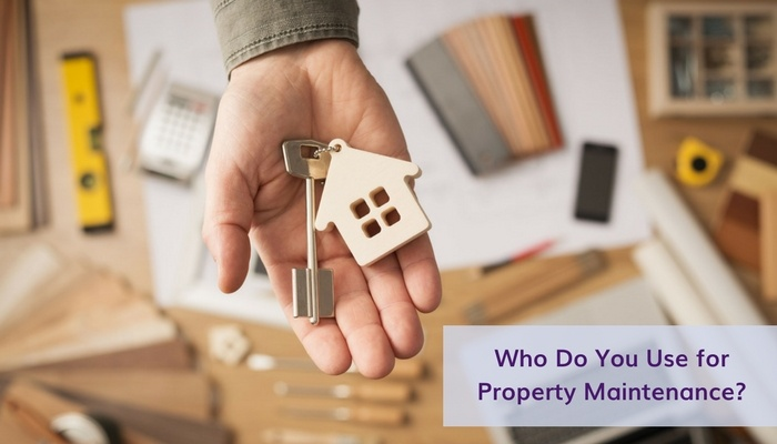 Who Do KingsCoin Us For Property Maintenance?