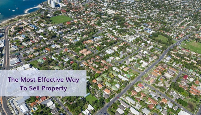 The Most Effective Way To Sell Property
